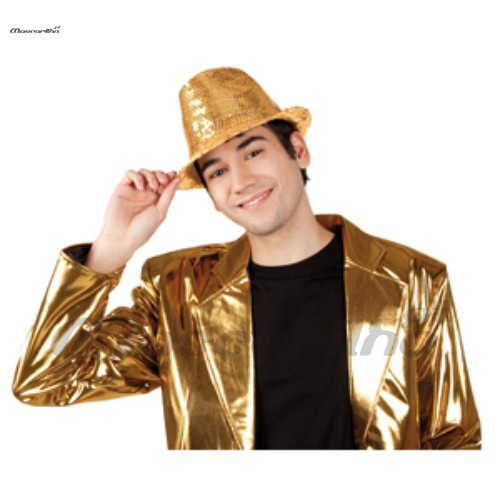 Chapeu Gold Pop