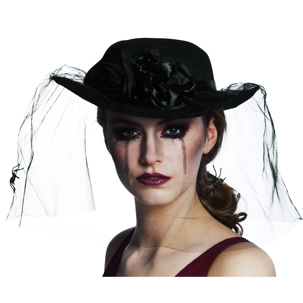 Chapeu Lady Spider