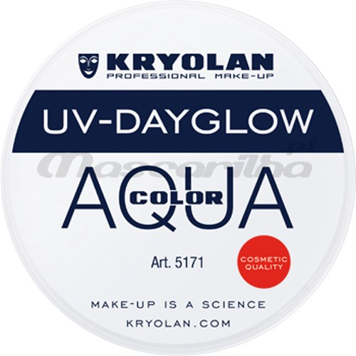 KRYOLAN Aqua Color UV Branco 8ml