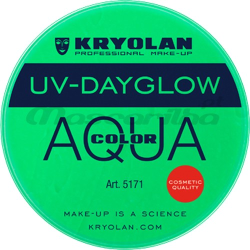 KRYOLAN Aqua Color UV Verde 8ml