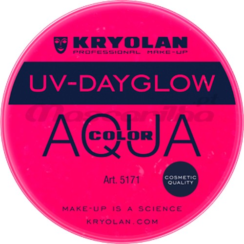 KRYOLAN Aqua Color UV Rosa 8ml