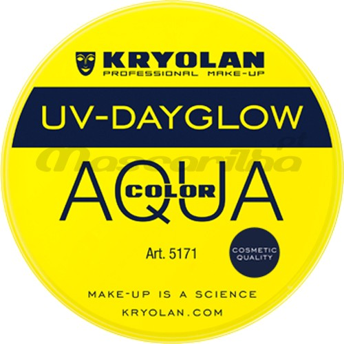 KRYOLAN Aqua Color UV Amarelo 8ml