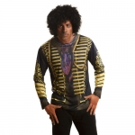 Sweat Shirt Jimi Guitar