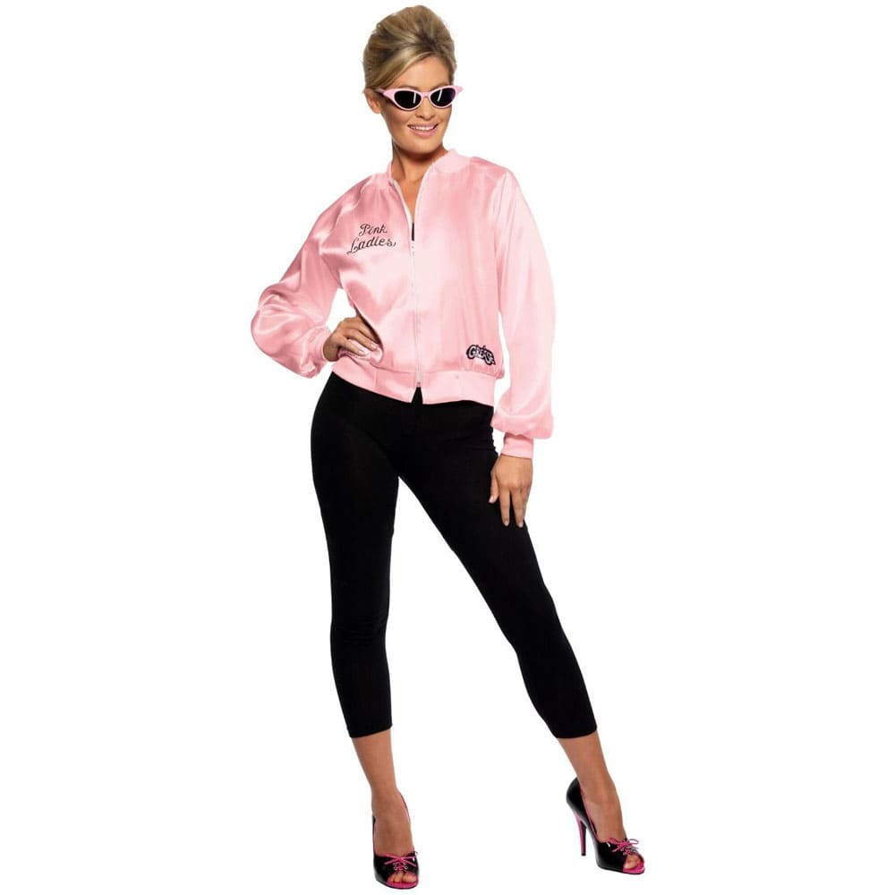 Casaco Grease Pink Ladie