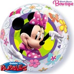 Balão MINNIE MOUSE Bubble