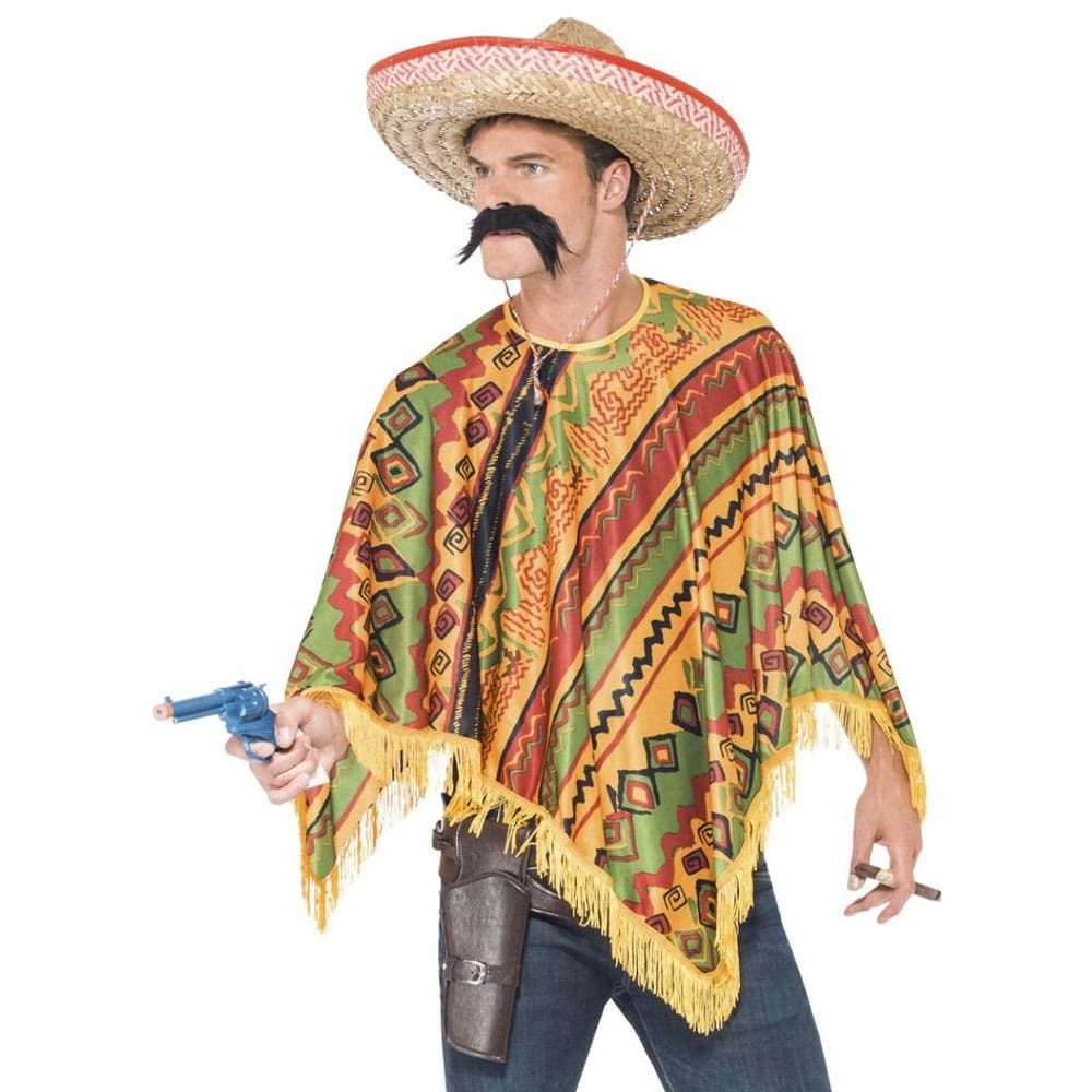 Kit Mexicano Poncho