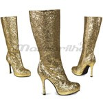 Botas GOLD Night