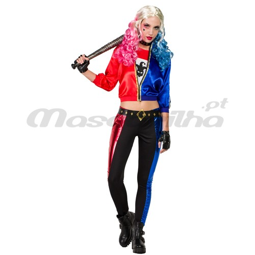 Fato LADY Harley Suicide