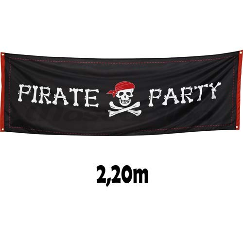 Bandeira Pirate Party