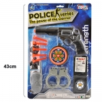 Kit de Policia Super Agente 10pc