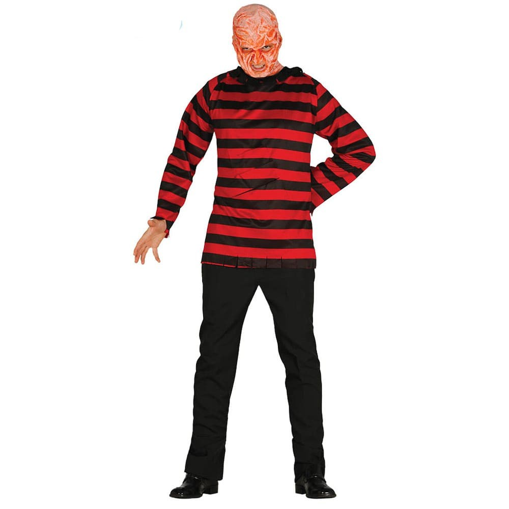 Camisa Freddy Nightmare