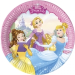 Pratos Princesas Disney 8un