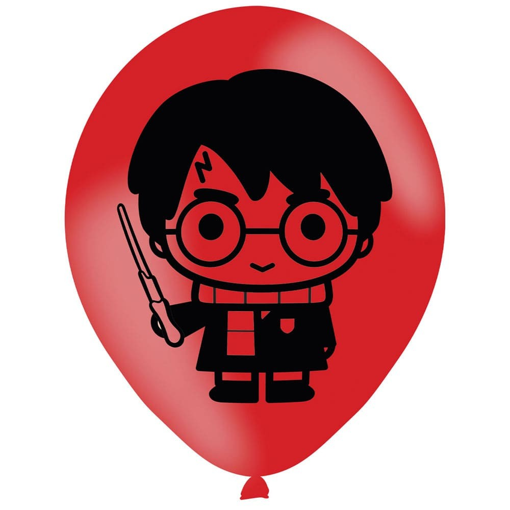 Balões Latex Harry Potter Baby
