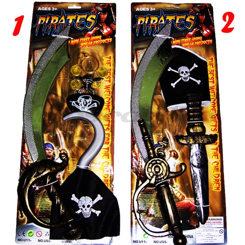 Kit de Pirata Caraibas