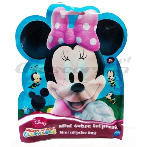 Brindes Surpresa Minnie