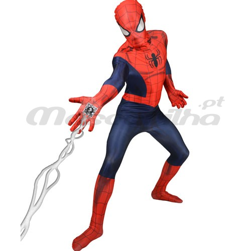 Fato Spider-Man Morphsuit
