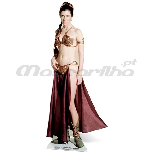 Placard Princesa Leia Slave Star Wars