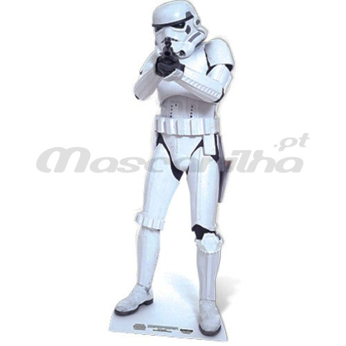 Placard Storm Trooper