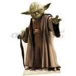 Placard Yoda Star Wars