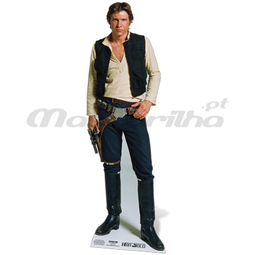 Placard Star Wars Han Solo