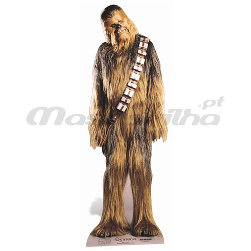 Placard Chewbacca Star Wars