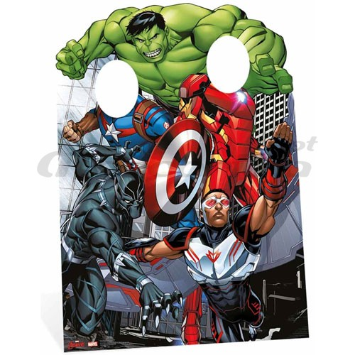 Foto Placard Avengers