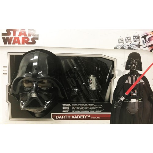 Darth Vader Star Wars Delux Kit